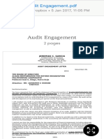 Audit Engagement