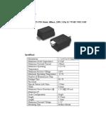 Dpfe Semikonduktor 2 PIN