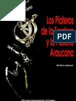 Los plateros de la Frontera y la platería araucana
