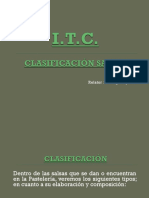 Clasificacion Salsas Pasteleria