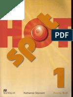 Hot Spot 1 Activity Book
