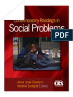 Contemporary Social Problems by Harold a. Phepls, Ph.D.