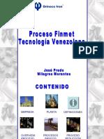 3. Proceso Finmet Tecnología Venezolana