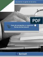 Dúvidas e Respostas Do Portal Bernhoeft Newcontract