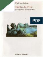 El manto de Noé. Ensayo sobre la paternidad [Philippe Julien].pdf