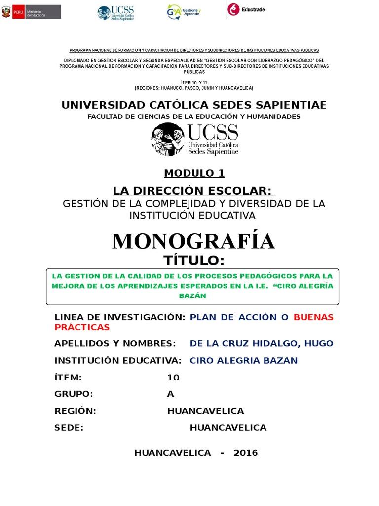 Ejemplo Pasos Monografía