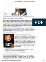Congenital Diaphragmatic Hernia - Duke Children's Hospital & Health Center