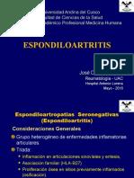 8-9. ESPONDILITIS ANQUILOSANTE - SD. DE REITER - UAC 2016-II.ppt