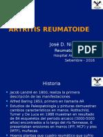 Artritis Reumatoide - Uac 2016-II