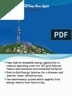 Telecom Power Generation