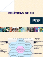 POLÍTICAS RH + DIFICULDADES BÁSICAS