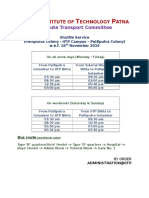 Shuttle Service External Bus_16.11.2016