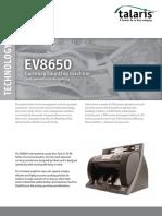 EV8650 Datasheet - Low Res