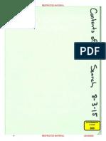 Dylann Roof's jailhouse journal