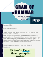 1. gram of grammar (1)