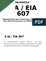 EIA_TIA 607