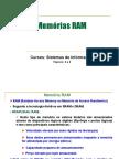 Topico08e09 Memorias Ram