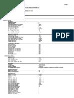 T60 GE Settingsheets