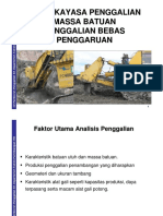 PPTA354-4A Rock Excavation Digging Ripping