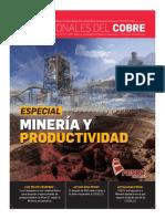 Productividad en La Mineria