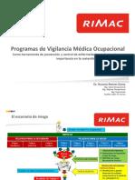 Programas de Vigilancia M Dica Ocupacional