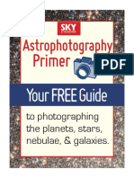 Astrophotography Primer