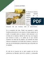 La alegoría de la caverna de Platón.docx