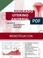 122260523 Sangrado Uterino Anormal Caroolll