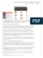 Cómo Crear Un Live Drive USB Ubuntu Con Almacenamiento Persistente