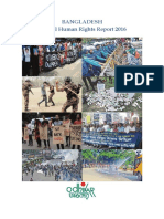 Bangladesh Annual Human Rights Report 2016