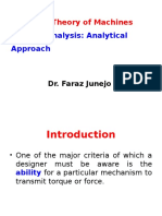 Lecture 7 Velocity_Analytical
