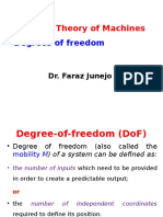Lecture 2 Degrees of Freedom