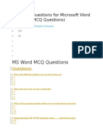 100 MCQ Questions for Microsoft Word.docx
