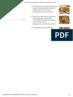 Resep Ayam Kuah Tauco _ Swikee Ayam Mudah Enakk Oleh Tintin Rayner - Cookpad