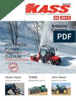 PEKASS magazín (2012), zima