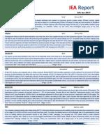 IEA Report 6th January