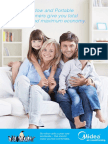 Midea Window and Portable Brochure A4_4PP_FA