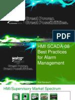 HMI SCADA 08 Edited Best Practices for Alarm Management