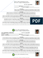 Attendance Card Alcaraz