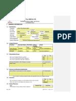 Vendor Application Form - LAFON