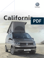 California t6 Brochure