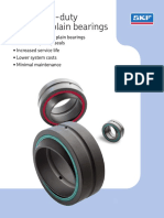 06476 1 en SKF Heavy Duty Spherical Plain Bearings