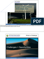BCEF-Wind Integration Challenges_Andre Susanto_notes