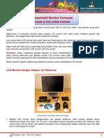 Monitor Komputer (LCD)