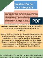 Administración de Logística Integrada