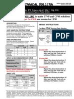 Fujifilm P1 starter kit