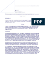 Zuelling Freight and Cargo Systems vs. National Labor Relations Commission,