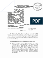 SEC point to point conn Order%2c+ERC+Case+No.+2014-113+MC