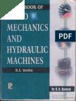 A TextBook of Fluid Mechanics Dr. R. K. Bansal