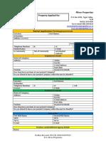 1111Rental Application Form 4Ever 20160222